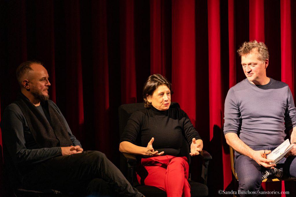 Festival Politischer Film Gegenwartsfilme zum Erbe des Holocaust Berlin 24.1.2020